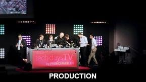 La TechDays TV : la vidéo dope l'audience du plus gros événement IT d'Europe