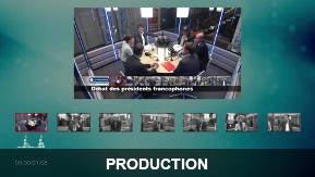 Studio tri-médias entièrement autonome