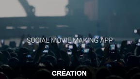 ShotClip – Social movie making app